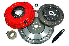 KUPP RACING STAGE 2 CLUTCH KIT & 8.6 LBS FLYWHEEL for 89-91 HONDA CIVIC CRX