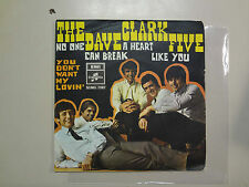 "DAVE CLARK FIVE:No One Can Break A Heart Like You-You Don't Want My-Italy 7"" PSL"