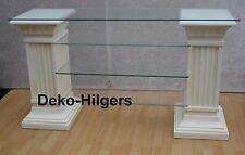 Regal TV HiFi Tisch Säule Säulenregal Säulen Exklusiv Dekoration Möbel 1848 F70