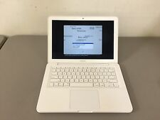 Apple MacBook MC516LL/A 2.4ghz Core 2 Duo / 2GB / 250GB - Fully Functional - D