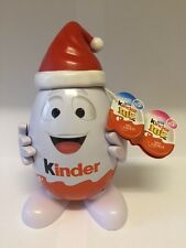 Kinderino Eggman & 4 Kinder Joy Surprise Eggs LIMITED EDITION MALAYSIA 2015 RARE