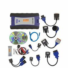 NEXIQ-2 USB Link with Bluetooth + Software Diesel Truck Interface DHL FREE SHIP