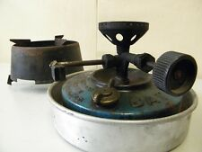 antique DDR Benzine stove, BAT 45, Camping stove