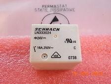 LN333024 SCHRACK Relais Relay Spule Coil Voltage 24VDC 16A 250VAC
