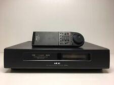 Akai VS-F1000 HiFi Stere VHS Videorecorder mit Fernbedienung