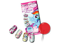 My Little Pony Nail Stickers and Gems