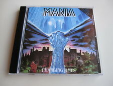 Mania - Changing Times CD