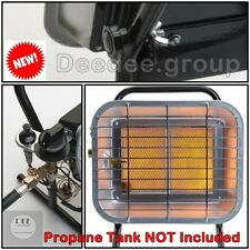 Infrared Heater Propane Portable Indoor Greenhouse House Plant Warms Weather BTU