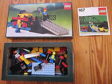 LEGO Eisenbahn alt 4,5V / 12V  Set 167 BDA OVP