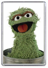 Oscar the Grouch, Muppets Fridge Magnet 01