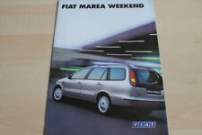 120286) Fiat Marea Weekend Prospekt 09/1996