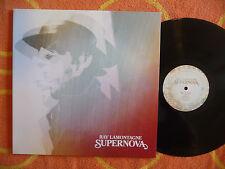 RAY LAMONTAGNE Supernova LP RCA 2014 w/ Insert Singer-Songwriter Folk Pop