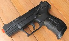 Full Metal Body Airsoft Spring Pistol Walther P22 Style 7/8 Size of P99 250 FPS