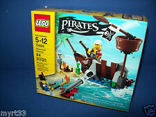 LEGO 70409 Pirate's SHIPWRECK DEFENSE  new sealed boys, 5-12,