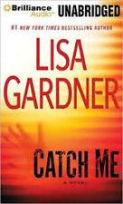 Lisa Gardner CATCH ME Unabridged MP3-CD *NEW* FAST 1st Class Ship!
