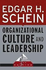 Organizational Culture and Leadership by Edgar H. Schein (2004, Paperback,...