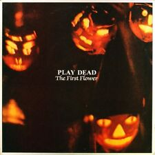 Play Dead - The First Flower Limited 2015 Red Vinyl 2 X LP + Extras IN STOCK NOW