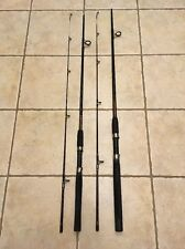 2 Ugly Stik 7' Spinning Rods M & MH SP 1100 & 1102 Lot#3 Shakespeare Saltwater