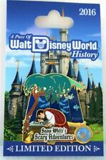 PIECE OF DISNEY WORLD HISTORY SNOW WHITE'S SCARY ADVENTURES PRINCE PIN LE 1500