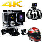 H3 Ultra 4K HD 1080P Dual Screen Wifi Sports Camera Camcorder Action Car DVR