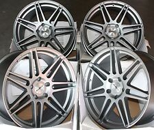 "19"" GUN CC-R ALLOY WHEELS FIT LAND ROVER DISCOVERY RANGE ROVER SPORT VW AMAROK T"