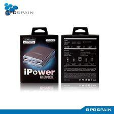 BATERIA EXTERNA12000mha iPad, iPhone 4S 4 3G , el iPod Touch PSP,SAMSUNG S III