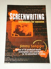 SCREENWRITING TECHNIQUES FOR SUCCESS GN JIMMY SANGSTER 9781903111543