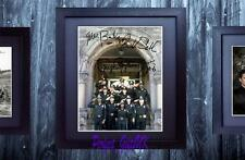 Police Academy Cast SIGNED AUTOGRAPHED FRAMED 10X8 REPRO PHOTO PRINT Guttenberg