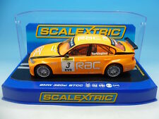 Scalextric C2909 BMW 320i BTCC Team RAC No3