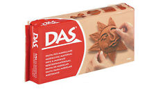 """DAS """"PRICE MATCH OFFER"""" - Terracotta Air Drying Modelling Clay 1000gram Pack 2nd"""