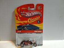 Hot Wheels Classics Series 5 CHASE Red Street Rodder w/Real Riders