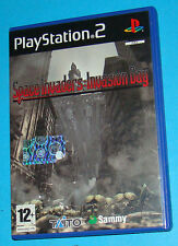 Space Invaders: Invasion Day - Sony Playstation 2 PS2 - PAL