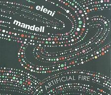 Artificial Fire 2009 by Eleni Mandell Ex-library - Disc Only No Case