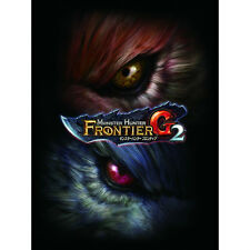 NEW PC Monster Hunter Frontier G2 Premium Package JAPAN import Japanese game