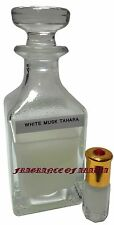12ML WHITE MUSK TAHARA  BY SURRATI  HIGH QUALITY EXCLUSIVE PERFUME OIL
