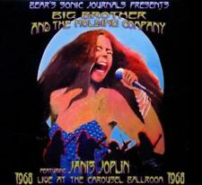 CD Live at the Carousel Ballroom 1968 de Janis Big Brother & the Holding...