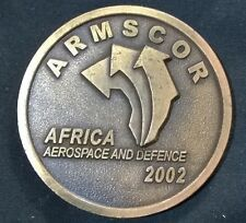 Armscor Airospace & Defence Medallion V® In Original Case