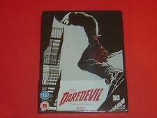 Daredevil Season 1 Blu-Ray Zavvi Limited to 2,000 Copies Steelbook Ed. Sold Out
