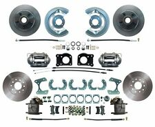 1964.5-1969 Ford Mustang Disc Brake Conversion Kit Front & Rear Package
