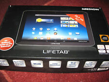 "Lifetab Tablet HD-Multitouch 10,1 Zoll 16GB WLAN Digitalkamera ""Medion"""