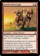 SUNRISE SOVEREIGN Lorwyn MTG Red Creature — Giant Warrior RARE