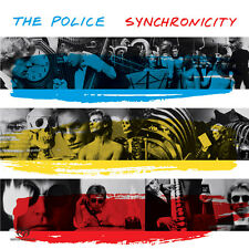 CD THE POLICE SYNCHRONICITY NUOVO ORIGINALE SIGILLATO SYNCRONICITY NEW SEALED