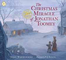 The Christmas Miracle of Jonathan Toomey by Susan Wojciechowski (Paperback,...