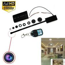 HD 1080P DIY Module Camera Video MINI DV DVR Motion w/ Remote Control