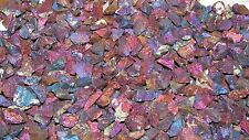 7966 2 OUNCE BAG OF CHALCOPYRITE CHIPS (PEACOCK STONE)