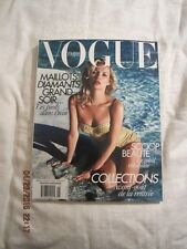 Vogue Magazine - Paris - June July 2010