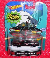 Hot Wheels Batman Classic TV Series Batmobile    DJF46-D718  retro