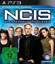 Sony PS3 Playstation 3 Spiel ***** NCIS *********************************NEU*NEW