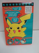 POKEMON GOTTA CATCH EM ALL! COLLECTORS SERIES 2 VALENTINES DAY CARDS