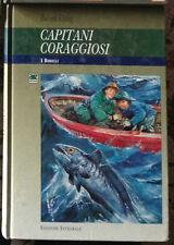 CAPITANI CORAGGIOSI Kipling 1989 I BIRILLI AEMMEZETA Ripamonti ediz. integrale